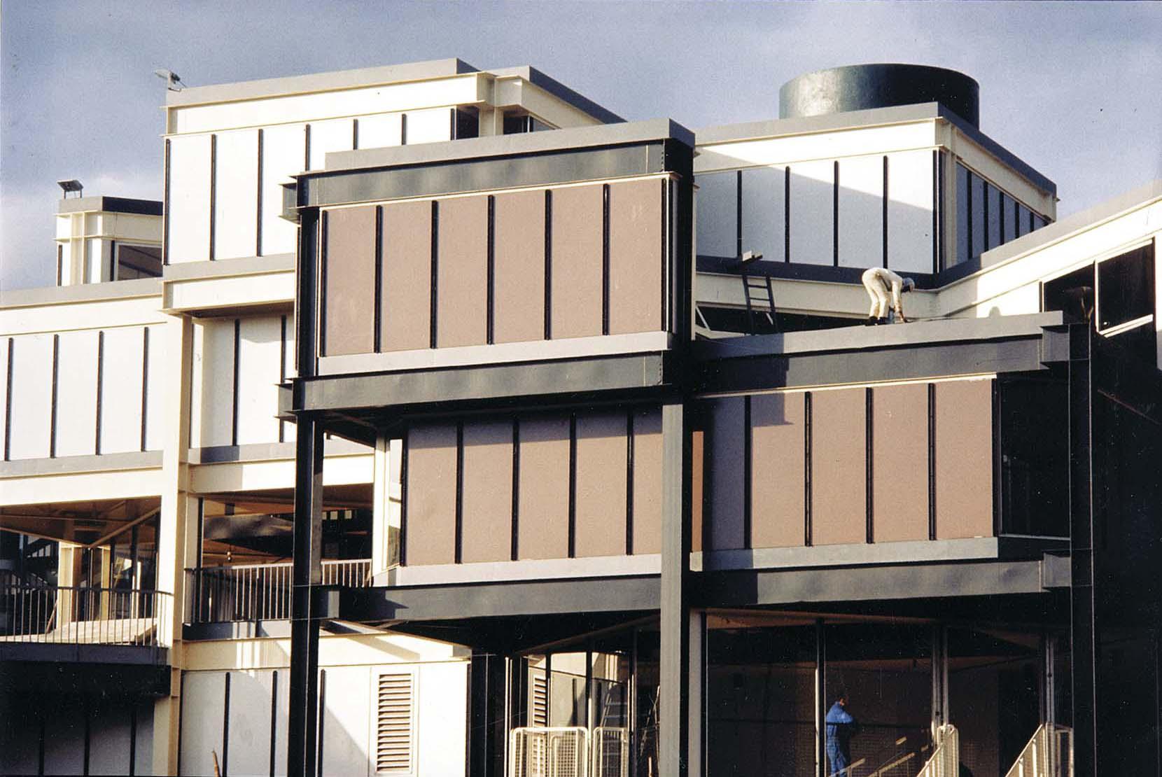 cole d 39 architecture de paris la d fense nanterre jacques kalisz et roger salem architectes. Black Bedroom Furniture Sets. Home Design Ideas