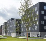 217 logements étudiants, Bathilde Millet architecte, Roubaix