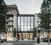 David Chipperfield - Boutique Selfridges, à Londres - 2018