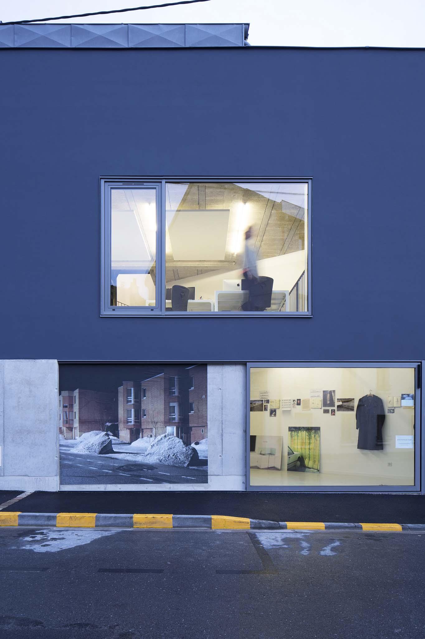 Aurore dudevant maison et agence d architecture nomm es for Ouvrage d architecture