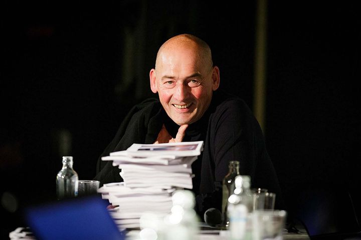 Rem Koolhaas dédicacera son nouveau livre Elements of architecture à Paris