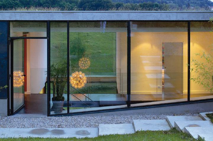 Vue d\'une façade : Maison biscuit, Pierre Minassian, Lyon, prix de ...