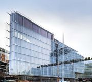 La Maison des avocats, Renzo Piano Building Workshop, Paris XVIIe arr.