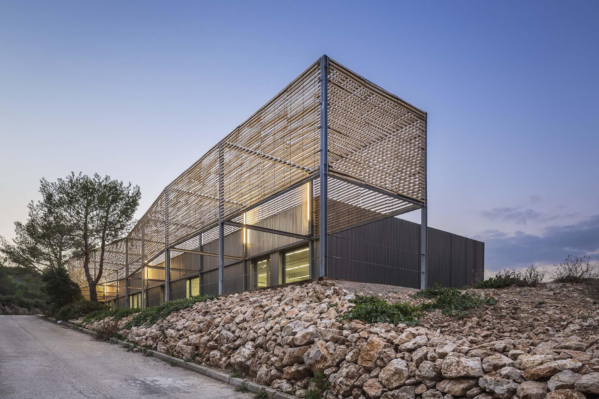 Pan architecture extension d cole d architecture Ecole architecture