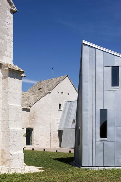 Reconversion de l'ancien Hôpital de Meursault - Simon Buri et Jung Architectures