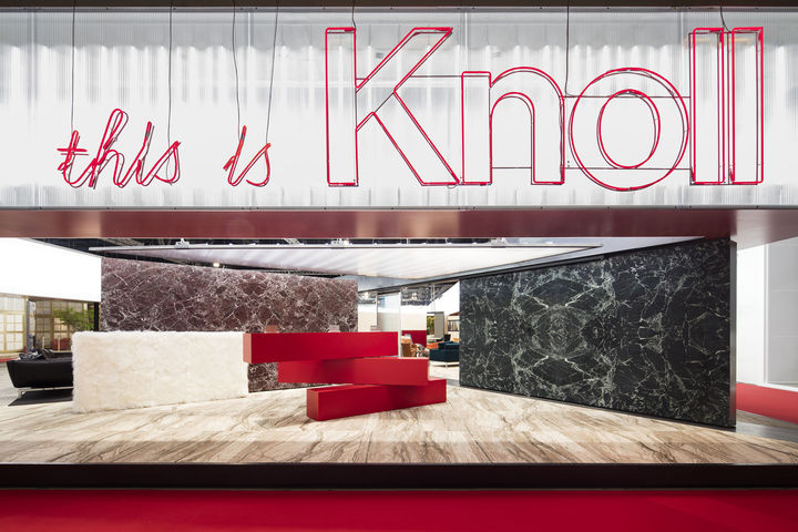 Koolhaas revisite Mies van der Rohe pour Knoll