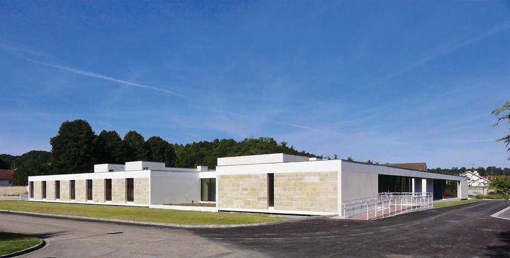 Jean marc metzger unit alzheimer for Architecture unite alzheimer