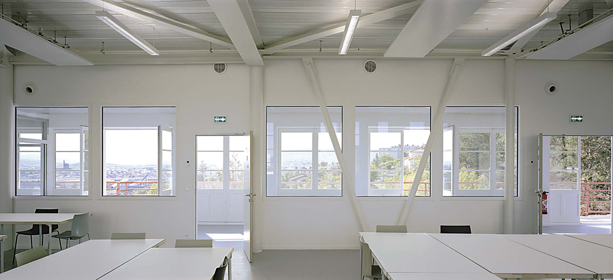 École D Architecture Clermont École d'architecture de clermont-ferrand dans l'ancien