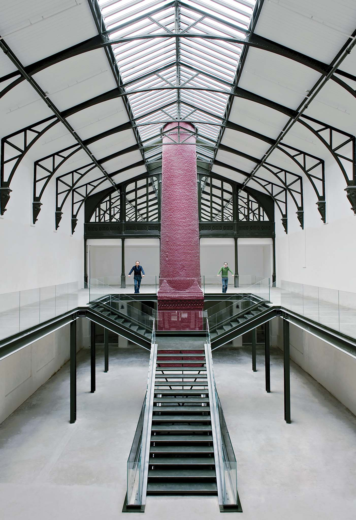 Agence pierre audat boutique mus e paris ive for Agence architecture interieur paris