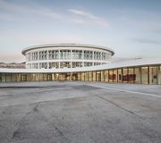 Learning center Innovation, Auer Weber architects, Villeneuve d'Ascq (Nord)