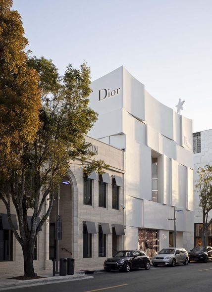 Flagship Dior - BarbaritoBancel architectes - Miami