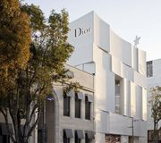 Flagship Dior, BarbaritoBancel architectes à Miami