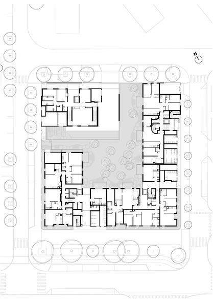 Foyer Handicap Plan Les Ouates : Logements sociaux et foyer d accueil pour personnes