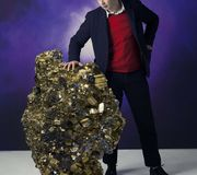 Portrait Tom Dixon, Rock