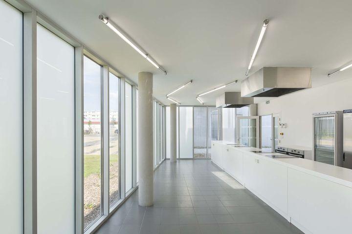 nomade architectes centre social georges brassens creil. Black Bedroom Furniture Sets. Home Design Ideas