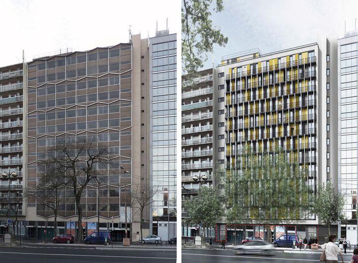 101 103 boulevard macdonald 75019 paris. Black Bedroom Furniture Sets. Home Design Ideas