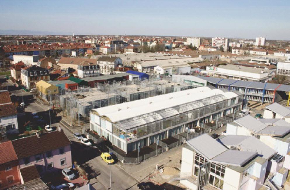 Querre d 39 argent 2005 nomin cit manifeste 61 logements - Cite manifeste mulhouse ...