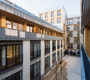 36 logements collectifs, François Brugel Architectes Associés, Paris, XVe arr.