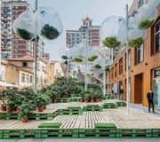 AIM Architecture - Urban Bloom - Shanghai