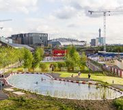 Ooze Architects – King's Cross Pond Club – Londres