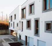 Hart Berteloot, 11 logements d'insertion, Tourcoing