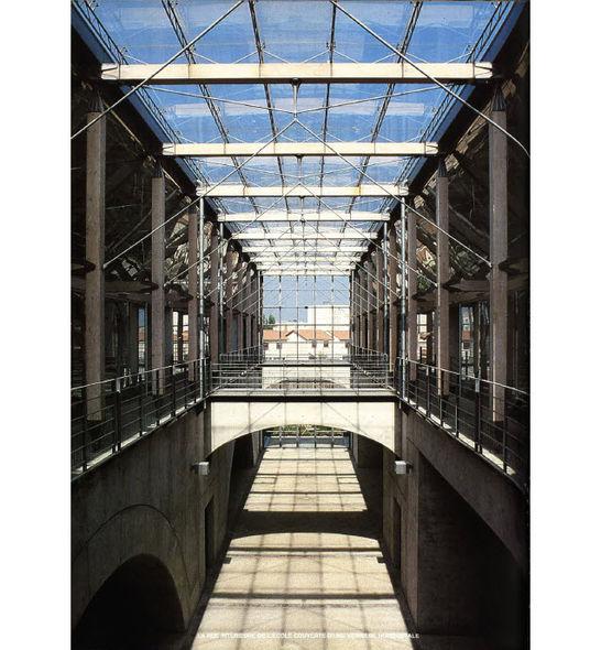 équerre dargent 1987 mention spéciale du jury francoise hélène jourda gilles perraudin école darchitecture de lyon