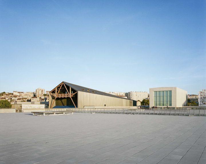 Salles de spectacles agence construire marseille for Agence de paysage marseille