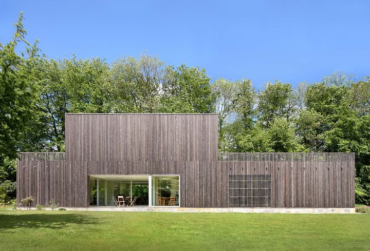 maison individuelle nubuqnu nomin pour le prix de la premi re uvre 2014. Black Bedroom Furniture Sets. Home Design Ideas